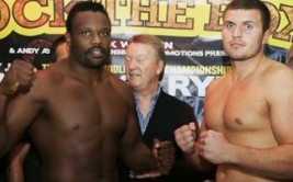 Billy Joe Saunders & John Ryder + Dereck Chisora & Edmund Gerber Weigh-In