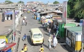bukom slum