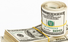 roll-of-dollar-banknotes-hq-clipart