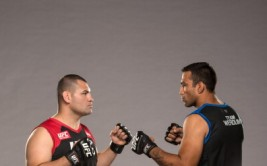The Ultimate Fighter Latin America - Team Velasquez vs Team Werdum