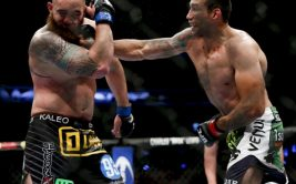 10 сентября на UFC 203: Фабрисио Вердум - Трэвис Браун 2