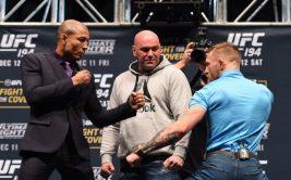Конор Макгрегор - Жозе Альдо 2 на турнире UFC 205?