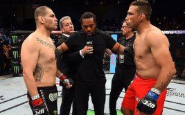 30 декабря на турнире UFC 207: Кейн Веласкес - Фабрисио Вердум 2