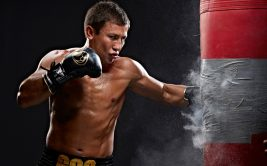 Gennady Golovkin for HBO boxing photo by Monte Isom #monteisom #GGG #gennadygolovkin