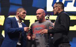 Хабиб Нурмагомедов - Тони Фергюсон 4 марта на UFC 209
